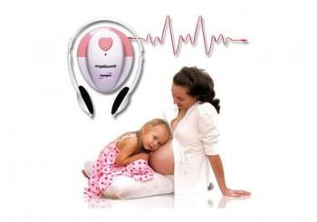 Monitor de latidos fetales (doppler)